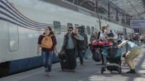 Число мест в поездах «Аллегро» будет значительно увеличено во время проведения матчей ЧЕ в Санкт-Пет ...