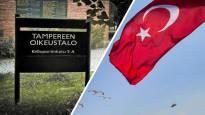 Turkki syyttää tamperelaismiestä presidentti Erdoğanin kunnian loukkaamisesta – perää sinnikkäästi oikeusapua Tampereelta jo toista kertaa