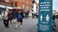 Englannissa odotetaan pubiryntäystä koronasulun jälkeen, mutta takapakki tartunnoissa sulki Leicesterin ja masensi kaupungin yrittäjät