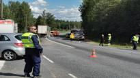 Два человека скончались и несколько получили серьезные травмы в ДТП в Паркано