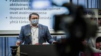Начальник отдела THL Мика Салминен: прогнозу о значительном росте заражений коронавирусом придали слишком большое значение