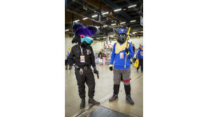 Animecon, cosplay, Turripoliisi, Sly Cooper
