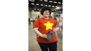 Animecon, cosplay, Steven Universe
