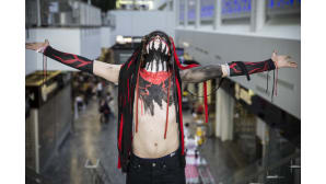 Animecon, cosplay, Finn Bálor