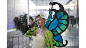 Animecon, cosplay, Prinsessa Mercedes, Odin Sphere