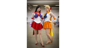 Animecon, cosplay, manga, anime Sailor Moon, Sailor Venus