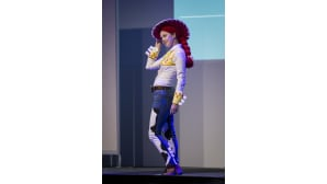 Animecon, cosplay-kilpailu, Jessie, Toy Story 2