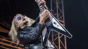 Judas Priest, Richie Faulkner, Rockfest