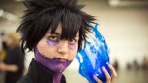 Animecon, cosplay, My Hero Academia, Dabi