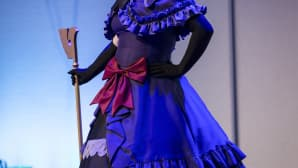 Animecon, cosplay-kilpailu, Eva-Beatrice, Umineko no naku koro ni