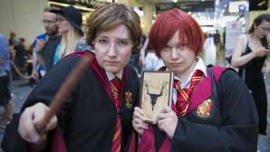Ropecon, Harry Potter, Ronald Weasley