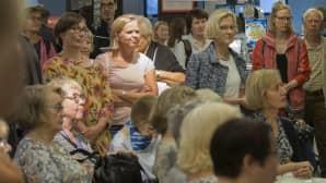 Taiteiden yö, Suomalainen kirjakauppa