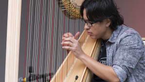 Taiteiden yö, harppu