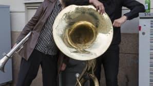 Taiteiden yö, Bad Ass Brass Band
