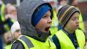 Lapset työpaikalle Metso Tampere