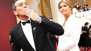 Antonio Banderas ja Nicole Kimpel