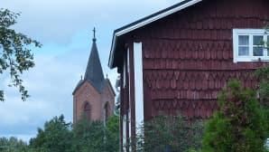 paanutalon takana kirkontorni