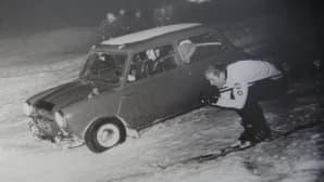 Auto vastaan sukset