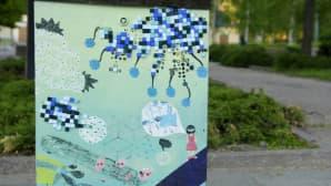 katutaide, Lappeenranta