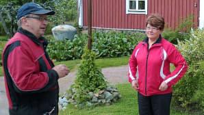 Markku ja Anneli Salminen, Pyörilän tila Taivassalon Helsingissä.