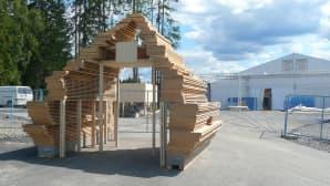Tampereen asuntomessujen pääportti