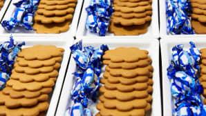 Keksejä.