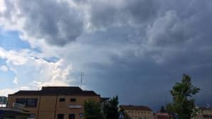 Tumma taivas Akaan Toijalassa
