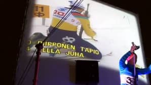 Ampumahiihdon MM-kisojen avajaiset 2015.