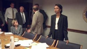 Yhdysvaltain entinen kansallinen turvallisuusneuvonantaja Condoleezza Rice.