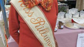 Sirkku Ylitalo Miss Rillumarei 2012