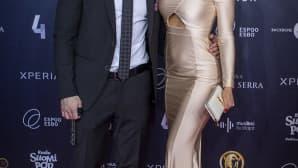 Niko Nousiainen ja Sofia Ruusela.