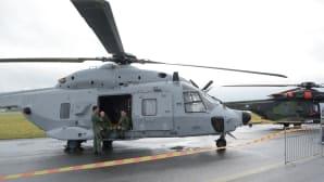 Ruotsin puolustusvoimien NH90
