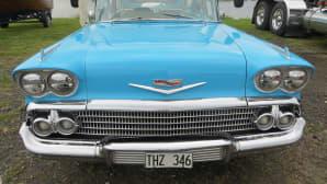 Classic Motormeet Wheels Nationals Haparanda