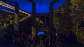 Valon kaupunki 2016, Tourulan sillat.