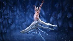 Balettitanssijat esittivät Tshaikovskin Pähkinänsärkijän Santiagossa, Chilessä 16. joulukuuta.