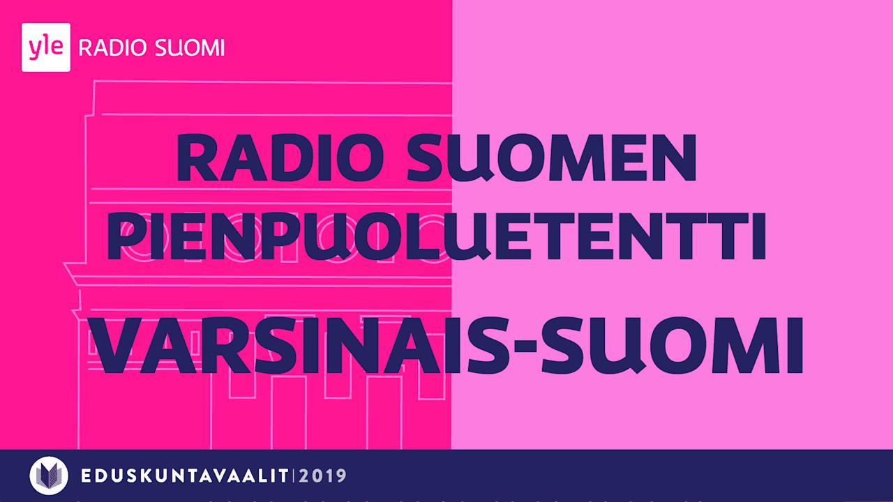 Varsinais Suomen Vaalipiiri