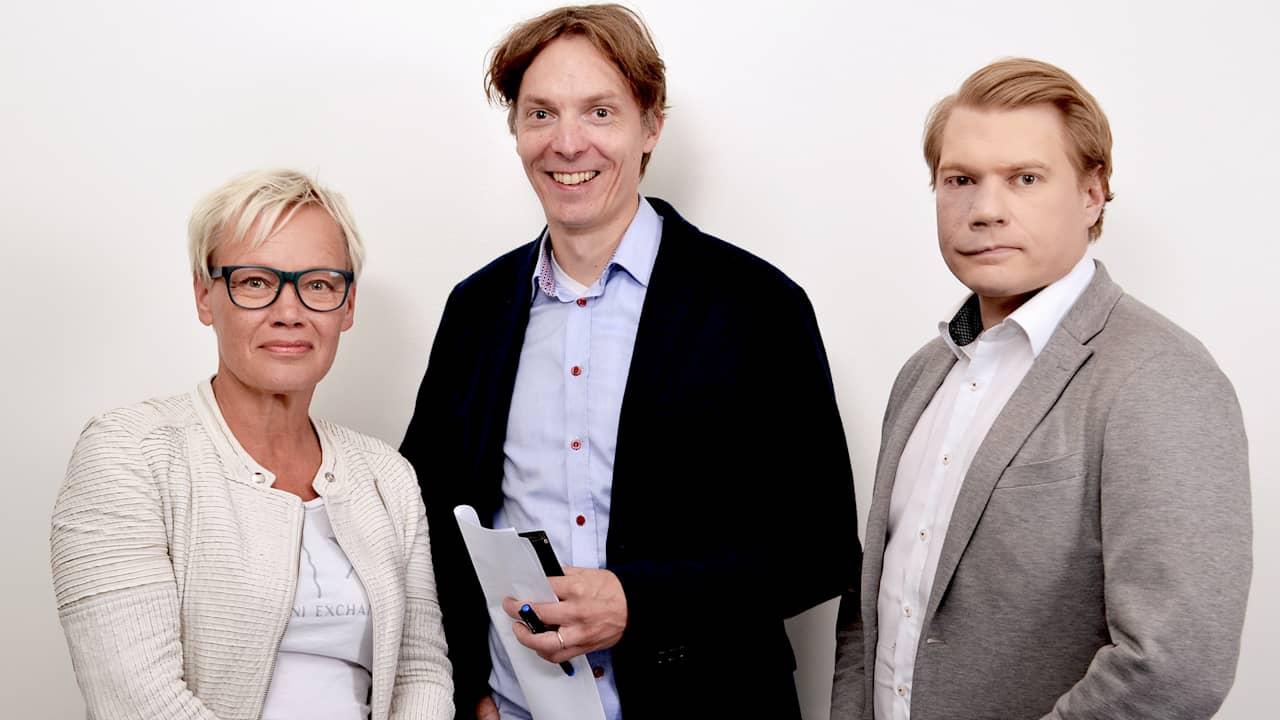 Timo Miettinen Kasvot