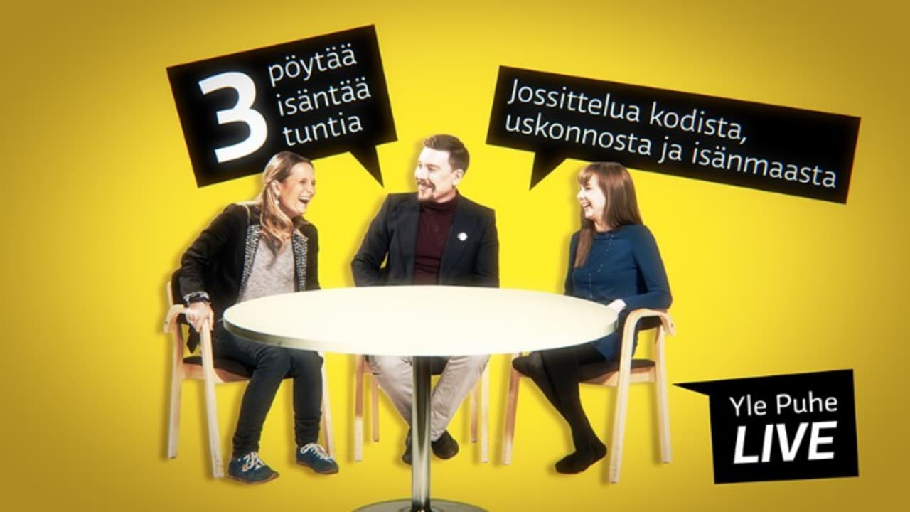 Yle Puhe Live
