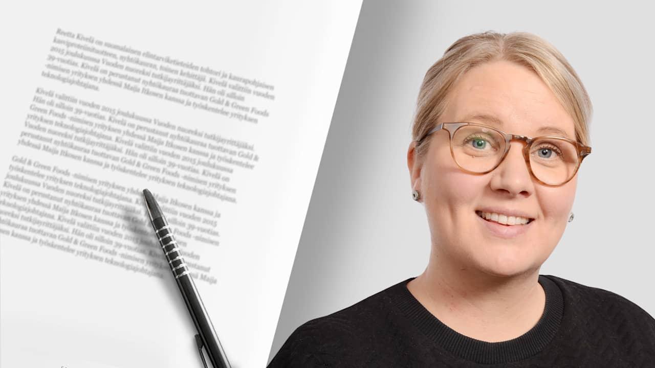 Reetta Kivelä