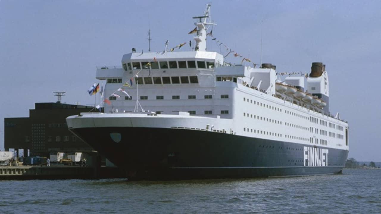 Laivamatka Tallinnaan