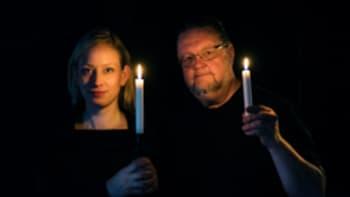 Risto ja Jenni pyhimysten jäljillä