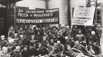 Vuoden 1917 kohtalon hetket
