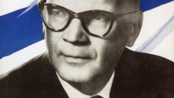 Kun Kekkonen presidentiksi valittiin