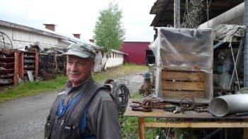 YLE Tampere: Punkalaitumella on rautaa rakastavan paratiisi