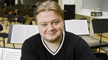 Taiteilijaelämää: Kapellimestari Mikko Franck