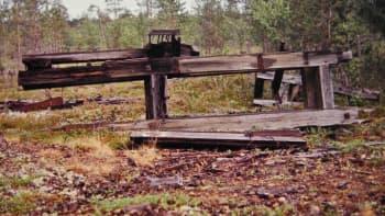 Metsäradio.: Veturi keskellä Lapin erämaata OSA 2