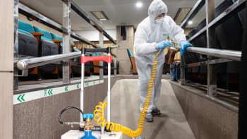 Tutkijatohtori epidemiasta: Huomio hidastamiseen, estäminen pian mahdotonta