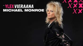 Michael Monroe vieraana: Tukholman kadut, New Yorkin Hells Angels ja muita uskomattomia tositarinoita
