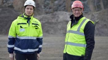 Ny bränsleterminal och kaj byggs för 40 miljoner i Ingå hamn