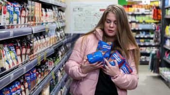 Venäjällä korona sai ihmiset hamstraamaan tattaria ja energiapatukoita